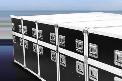 ' Flightcases & racing boxes '